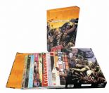 Comic Book Portfolio Storage Box, The Walking Dead, Survivors Artwork